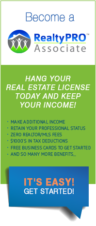 RealtyPRO Network answers the question What else can I do with my real estate license2