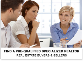 Find a Pre-qualified Specialized Realtor